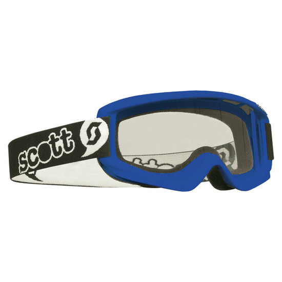 Scott Youth Agent Goggle - Blue