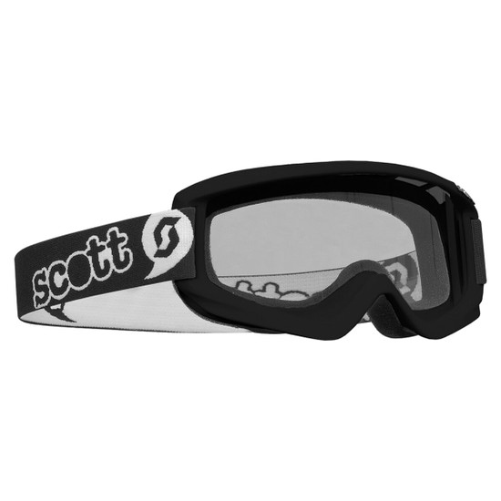 Scott Youth Agent Goggle - Black