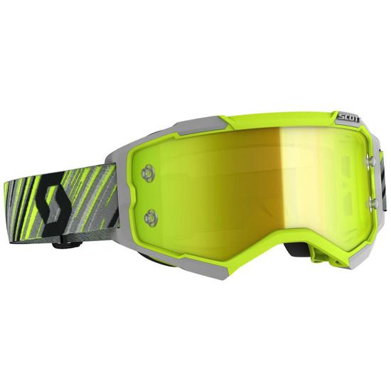 Scott Fury Goggle - Neon