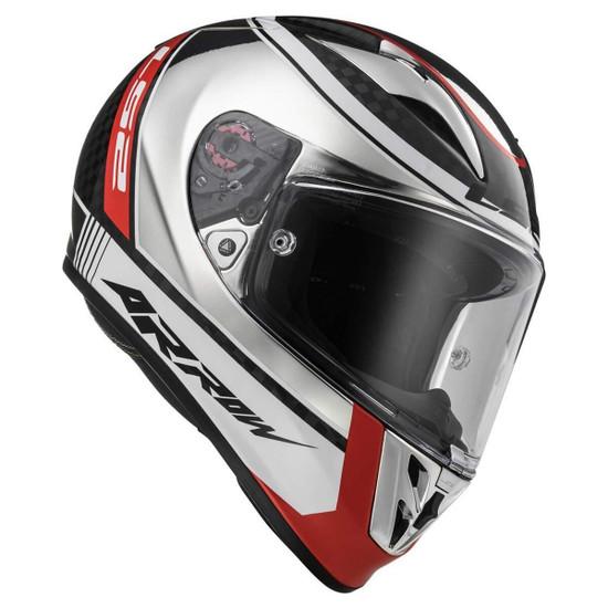 LS2 Arrow C EVO Indy Helmet - Side View