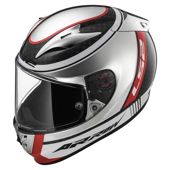 LS2 Arrow C EVO Indy Helmet - Top View