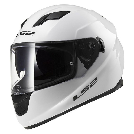 LS2 Stream Helmet - White