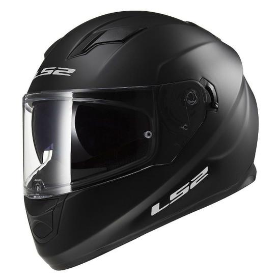 LS2 Stream Helmet - Matte Black