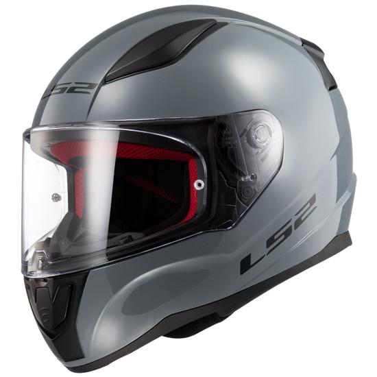 LS2 Rapid Helmet - Grey