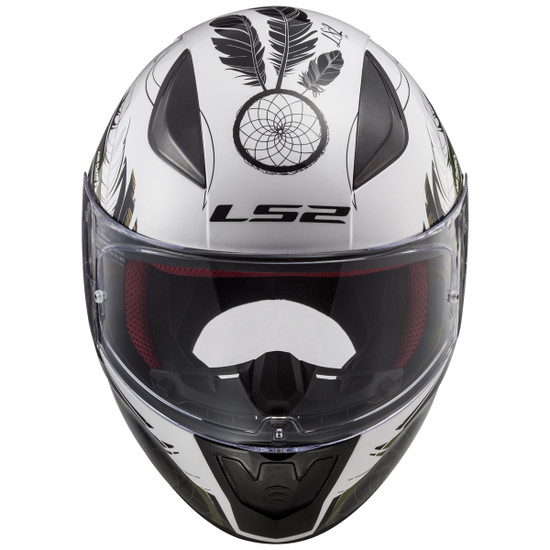 LS2 Rapid Dream Catcher Helmet - Front View