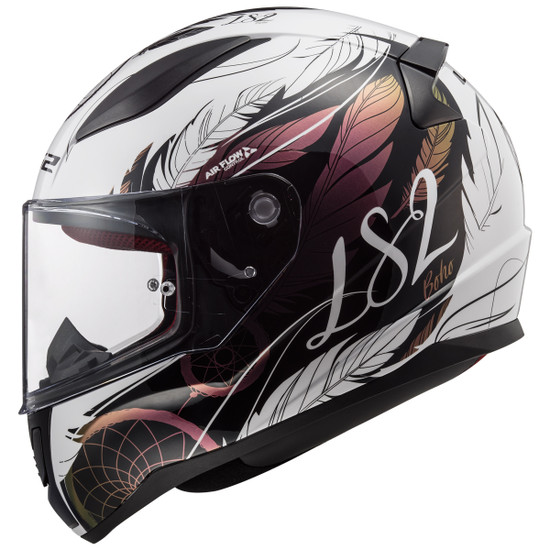 LS2 Rapid Dream Catcher Helmet - Side View