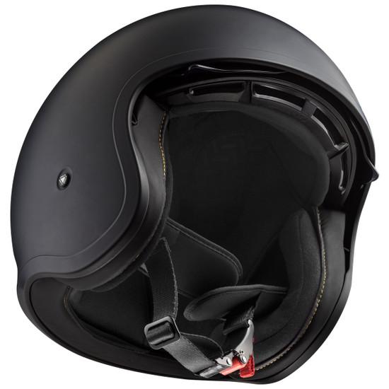 LS2 Spitfire Helmet - Front View