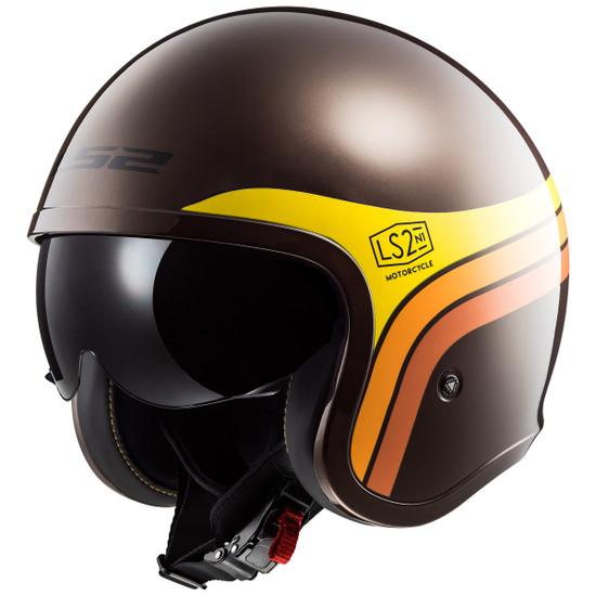 LS2 Spitfire Sunrise Helmet