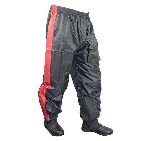 Thunder Under RS5001 Mens and Womens Two Piece Rainsuit Motorcycle Rain Gear