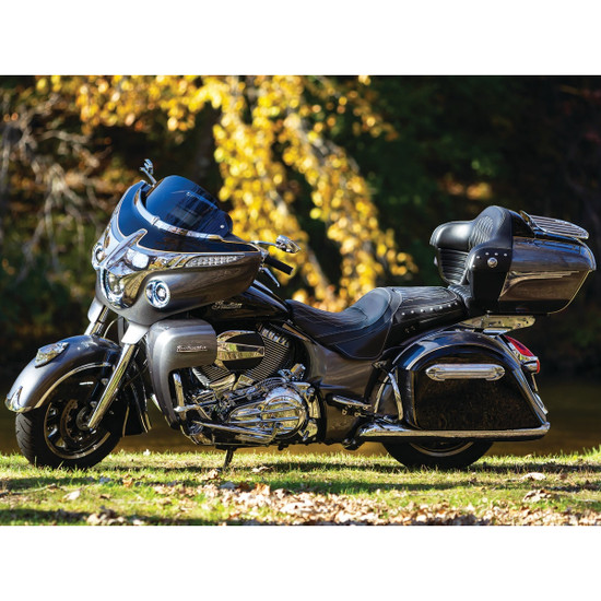 Kuryakyn Tri-Fin Primary Cover Cap For 2014-2020 Indian Motorcycles