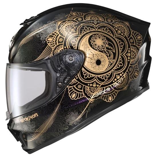 Scorpion EXO-R420 Namaskar Helmet - Black