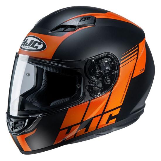 HJC CS-R3 Mylo Helmet - Black/Orange
