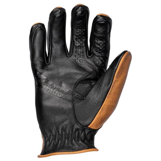 Cortech Ranchero Gloves-Brown-Plam-View