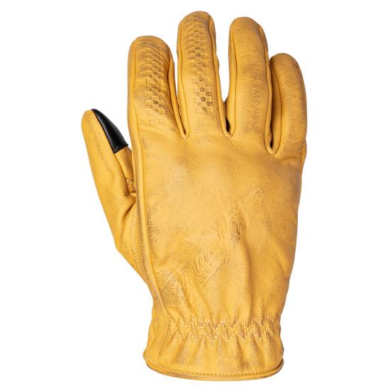 Cortech Ranchero Gloves-Gold