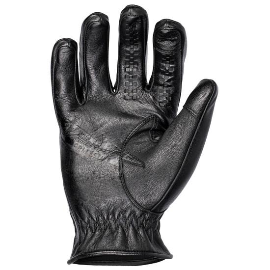 Cortech Ranchero Gloves-Black-Palm-View