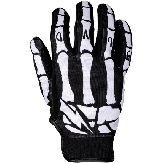 Cortech Hell-Diver Gloves-Black/White
