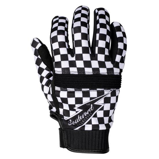 Cortech Thunderbolt Gloves-Black/White