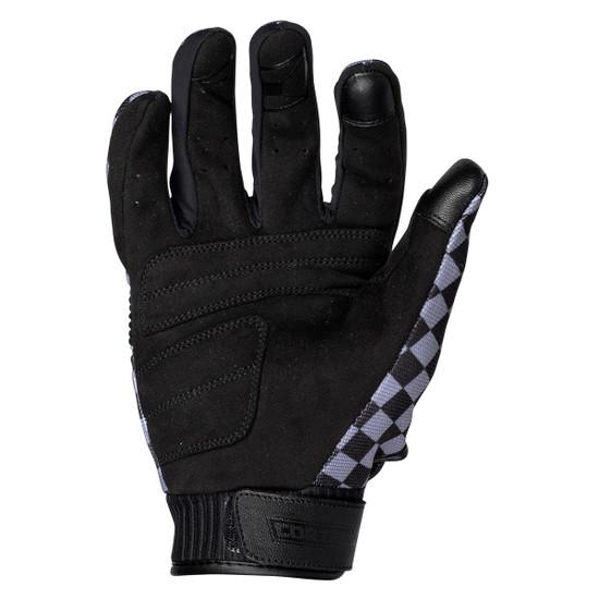 Cortech Thunderbolt Gloves-Grey/Black-Palm-View