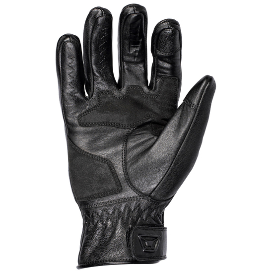 Cortech Women's Fastback Gloves-Black-Palm-View