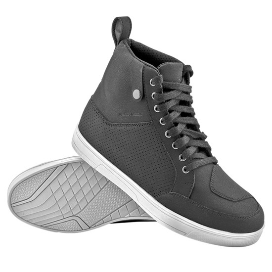 Speed and Strength United By Speed Shoes - Black/White