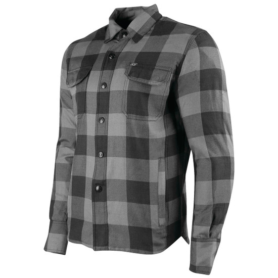Speed and Strength Mens True Grit Armored Moto Shirt