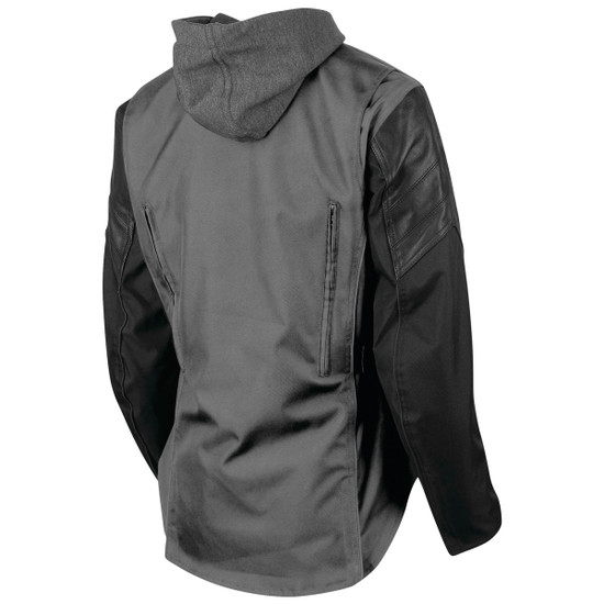 Speed and Strength Women's Double Take Jacket - Grey Back View