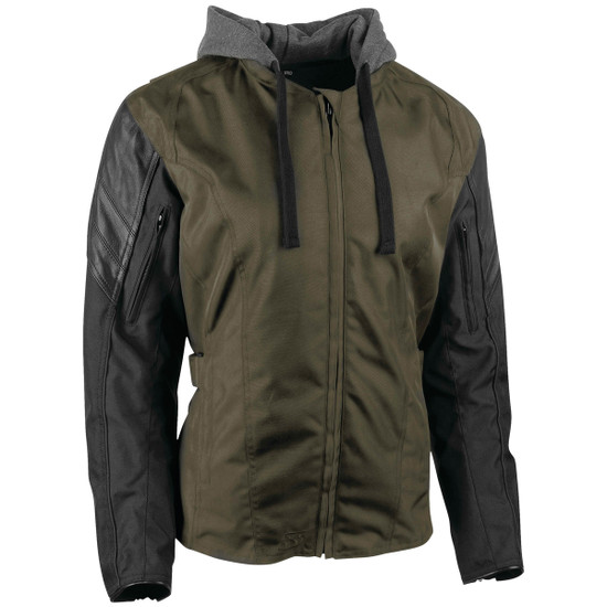 Speed and Strength Women's Double Take Jacket - Olive