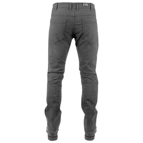 Speed and Strength Mens Dogs of War 2.0 Pant - Charcoal Back View