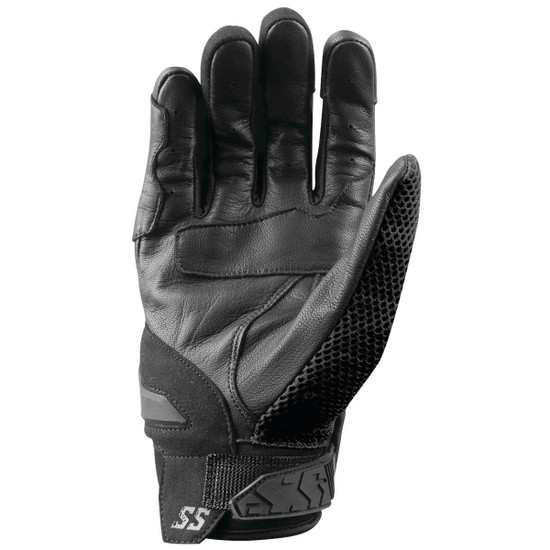 Speed and Strength Moment Of Truth Gloves - Black Back View