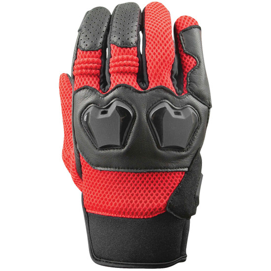 Speed and Strength Moment Of Truth Gloves - Red