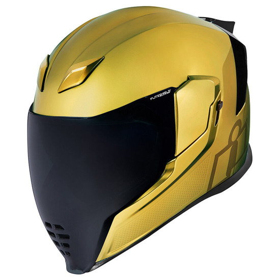 Icon Airflite Jewel MIPS Helmet - Gold