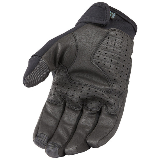 Icon Stormhawk CE Gloves - Palm View