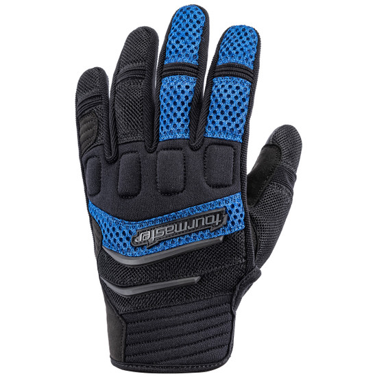 Tour Master Womens Airflow Mesh Gloves - Blue