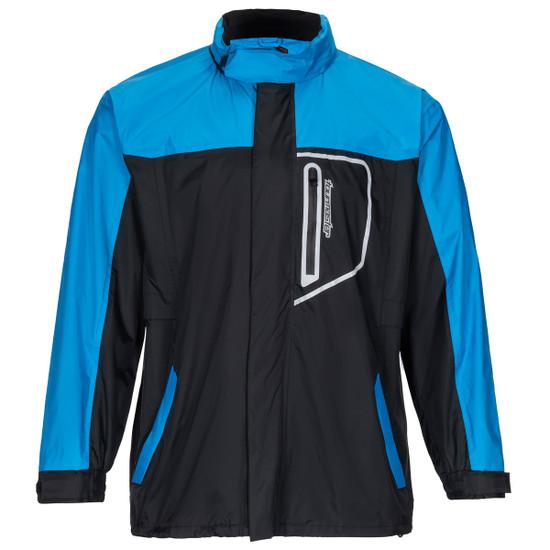 Tour Master Defender Two-Piece Rainsuit - Blue