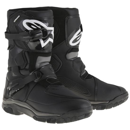 Alpinestars Belize Drystar Oiled Leather Boots-Black