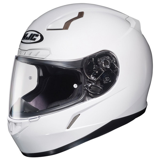 HJC CL-17 Helmet - White