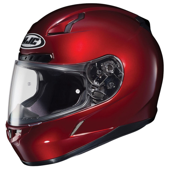 HJC CL-17 Helmet - Wine