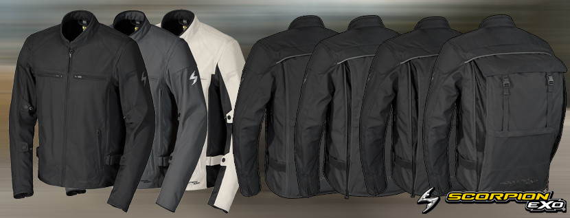Scorpion Stealthpack Jacket Review