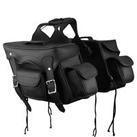 PVC Motorcycle Saddlebags