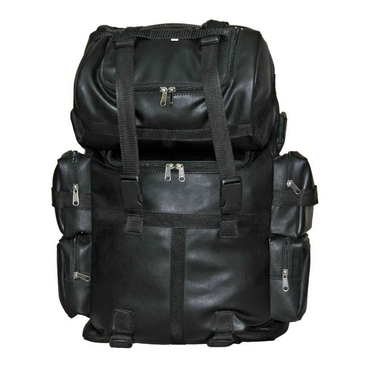 Vance Leather Large 2 Piece Sissy Bar Bag with Backpack