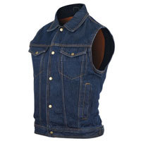 Mens Textile Vests