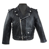 Kids Leather Gear