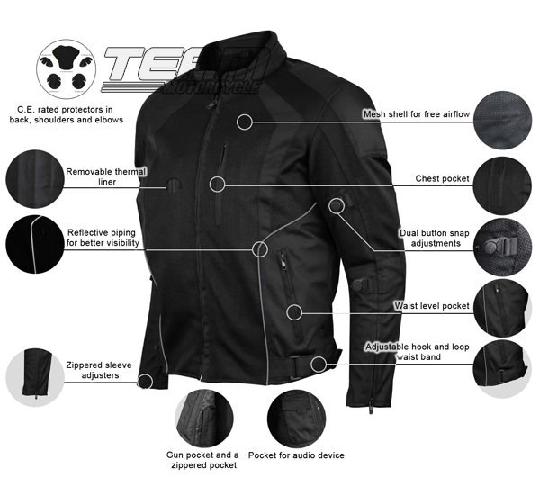 mens-black-mesh-motorcycle-jacket-with-ce-armor-infographics-2.jpg