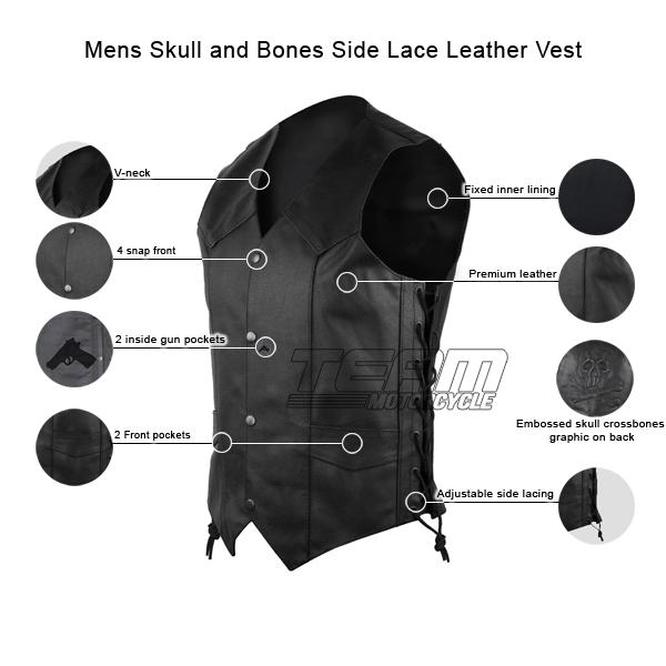 Skull and Crossbones in Dirt Men/'s All Over Graphic Vest Tank Top