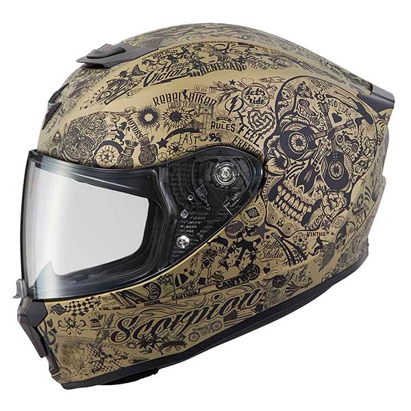 scorpion helmet Vent/Lock Lever