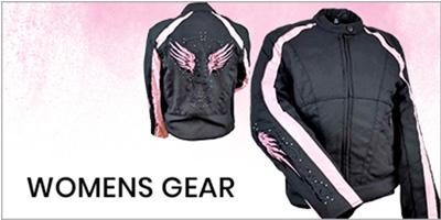 Womens Gear
