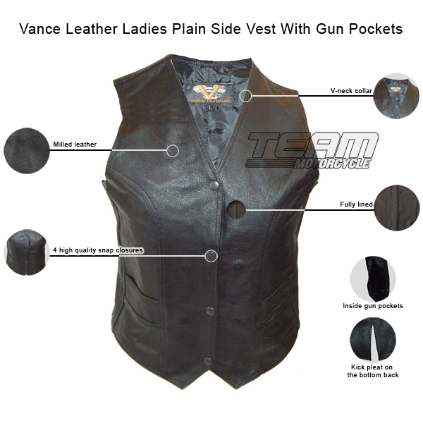 vance-leather-ladies-plain-side-vest-with-gun-pockets-description-infographics.jpg