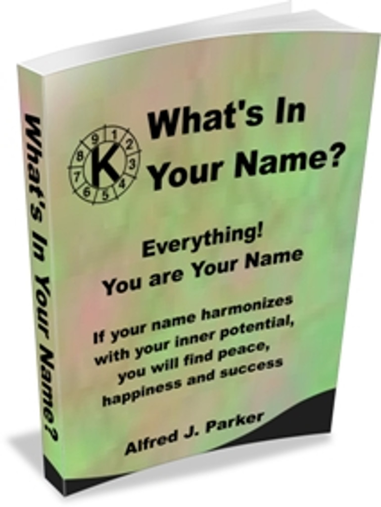What's In Your Name? (PDF Download)