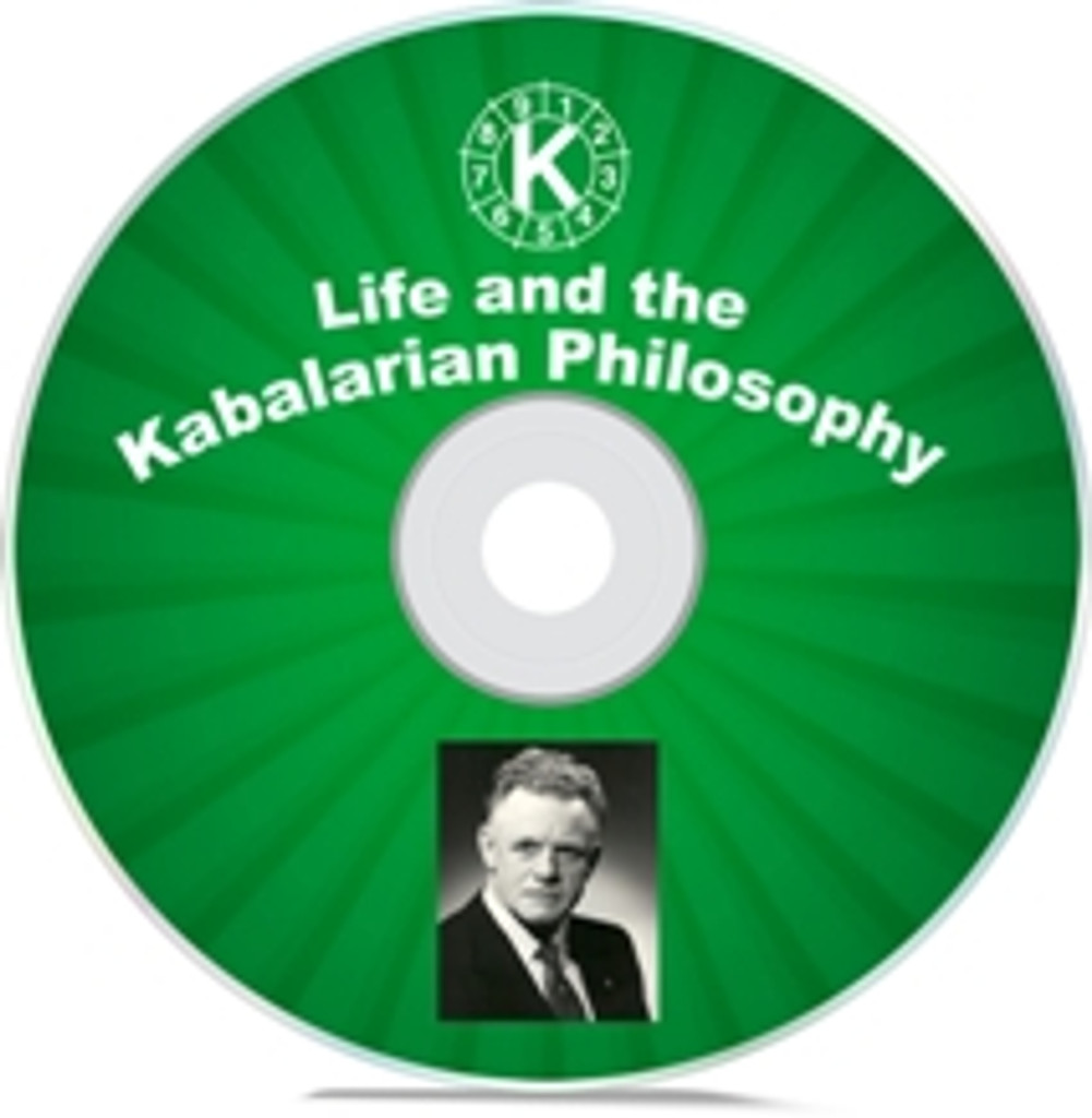 Life and the Kabalarian Philosophy  - Audio CD