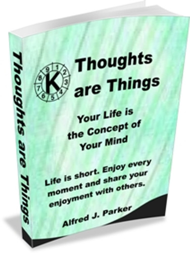 Thoughts are Things  (PDF Download)